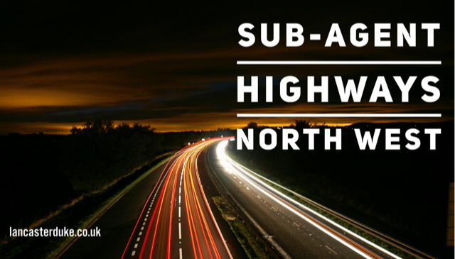 Sub Agent - Civils / Highways