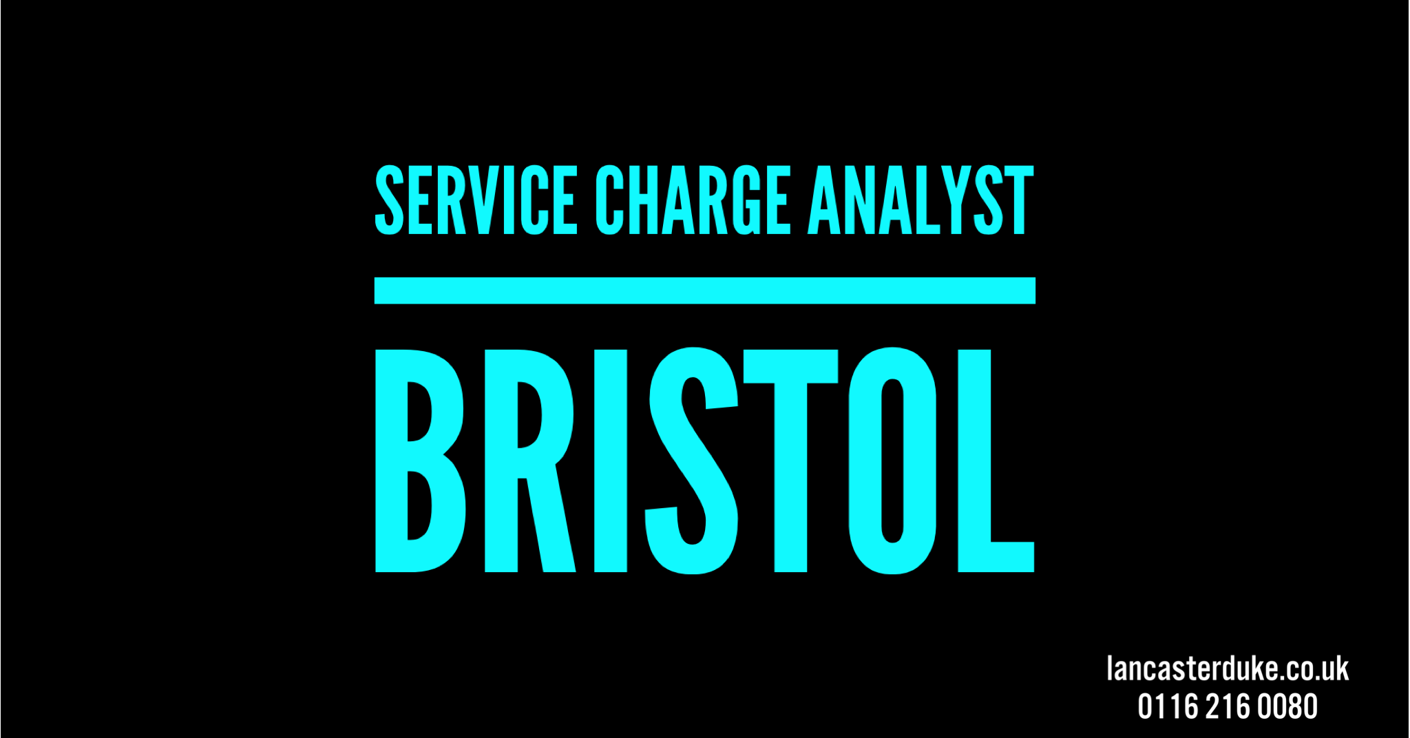 Service Charge Analyst